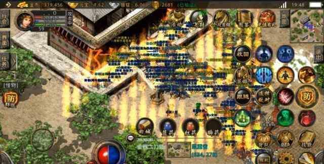 给热血传奇里业余玩家们玩新区的方法 热血传奇 第2张